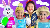 Disney Princess Easter Egg Hunt - Halloween Costumes and Toys