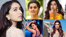 Alia Bhatt, Shraddha Kapoor & other are the busiest Bollywood Actresses | FilmiBeat