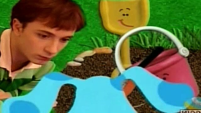 Blues Clues Season 2 Episode 4 - What Experiment Does Blue Want to Try