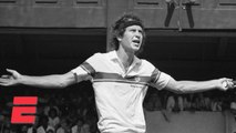 John McEnroe's epic Wimbledon meltdown: 'You cannot be serious-' - ESPN Archives