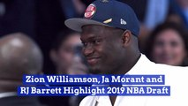 The Young Players At The 2019 NBA Draft