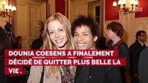 """Plus belle la vie : Dounia Coesens très émue de retrouver sa """"..."""