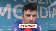 Latour «Je n'avais rien dans le sac» - Cyclisme - T. Suisse