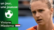 Un jour, une joueuse : Viviane Miedema (Pays-Bas)