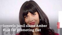 Jameela Jamil Goes After Amber Rose Over Tea Promotion