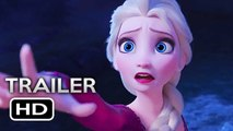 FROZEN 2 Official Trailer 2 (2019) Disney Animated Movie HD