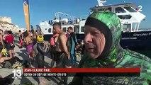 Marseille : à 82 ans, il parcourt 5 km à la nage