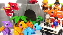 Tolo Toys Dinosaur Play Time- The villain stole the jewels- Let's go Tolo- -PinkyPopTOY
