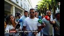 """Espagne : les cinq hommes de """"La Meute"""" condamnés pour viol"""