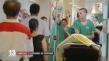 Canicule : la France se prépare à suffoquer, jusqu'à 40°C attendus