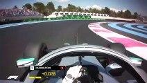 Lewis Hamilton's Onboard Pole Lap | 2019 French Grand Prix | Pirelli
