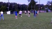 Match familial entre parents, soeurs et frères U15 Féminines