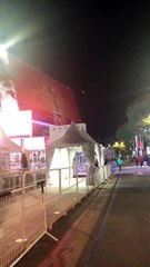 La noche antes al festival de Cannes