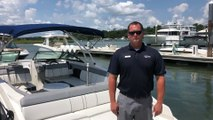 2017 Sea Ray SDX 270 OB Boat For Sale at MarineMax Wrightsville Beach, NC