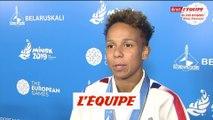 Buchard «Il y a du mieux» - Judo - Jeux Européens