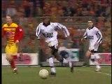 17/02/01 : Makhtar N'Diaye (90') : Lens - Rennes (1-2)