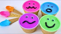 4 Color Kinect Sand Ice Cream Cups Paw Patrol MonsterKids