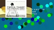 Full E-book The Creative Habit: Learn It and Use It for Life  For Trial