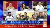 Kia PTI Ki Ghaltion Ki Justification Ye Hosakti Hai Kay N League Bhi Ghaltian Karsakti Hai..-Ayesha Baksh To Iftikhar Ahmed