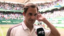 ATP - Halle 2019 - Roger Federer holds his decima in Halle ... unless David Goffin ...!