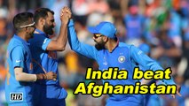 World Cup 2019 | India beat Afghanistan by 11 runs