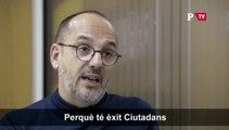 Carles Campuzano, sobre Ciutadans