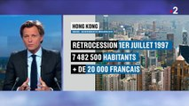 Hong Kong : l'inquiétude des Français expatriés
