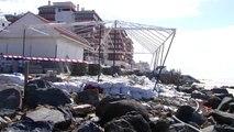La resurrección de las playas tras el temporal y antes de la Semana Santa