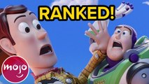 All the Toy Story Movies: RANKED!