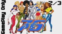 Super Chix 76 - Meisterschaft 2 Rennen 3 [GamePlay Only]