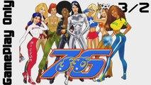 Super Chix 76 - Meisterschaft 3 Rennen 2 [GamePlay Only]