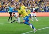 Copa America : Dani Alves participe au festival du Brésil !