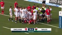 U20s Highlights England beat Wales to claim fifth place