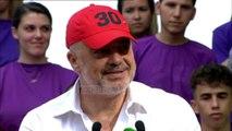 Rama: Kush bën krime elektorale do ta përjashtojmë përjetë- Top Channel Albania - News - Lajme