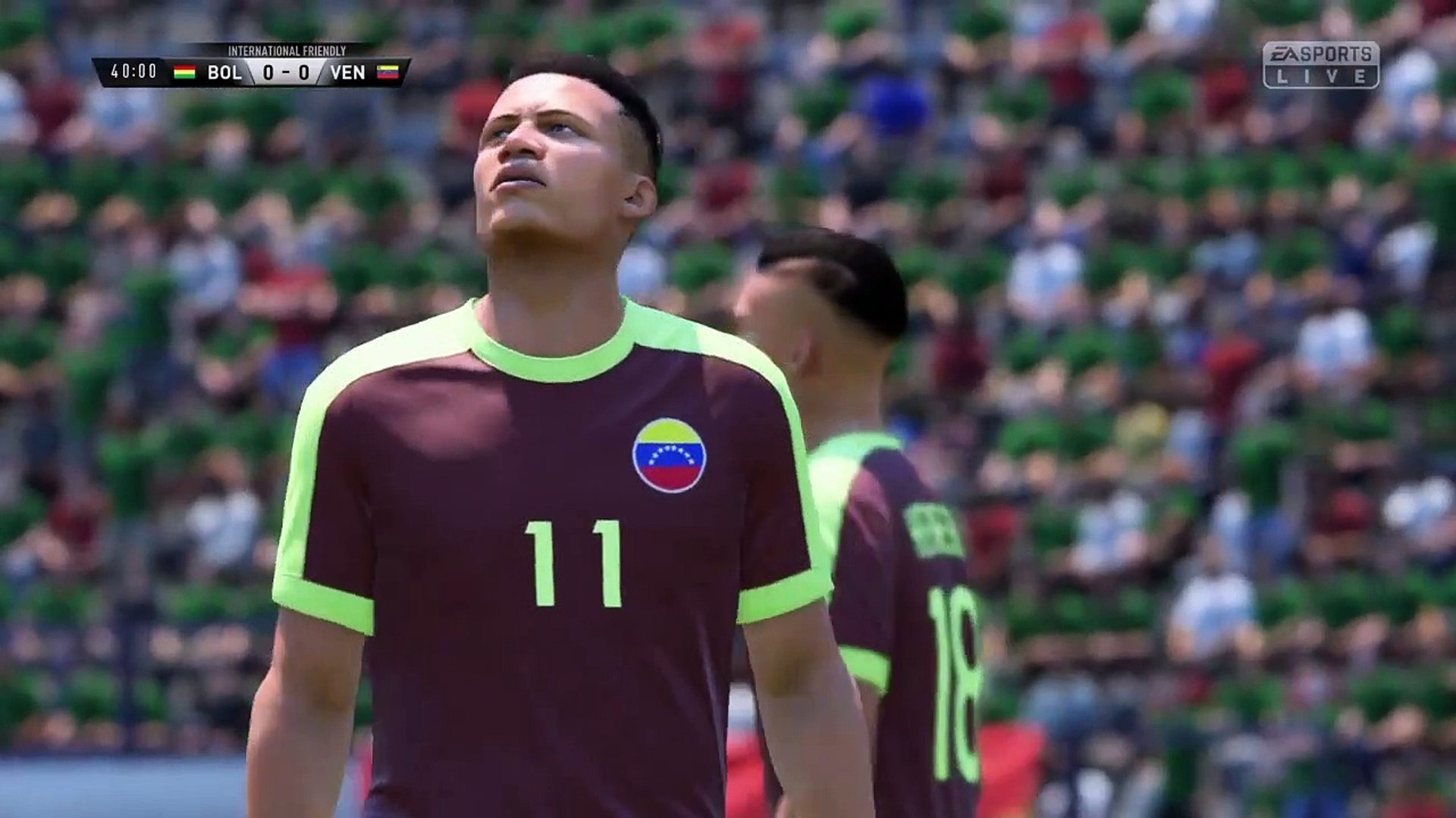 Copa America - How Bolivia Could've Defeated Venezuela - FIFA 19 Simulation Group Stage