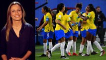 «Face au Brésil, il faudra hausser notre niveau de jeu» - Foot - CM 2019 - Bleues