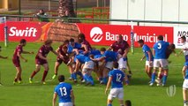 U20s Highlights Italy stage brilliant comeback to beat Georgia