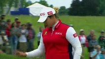 Hannah Green takes 1-shot lead into final round of KPMG Women's PGA Championship