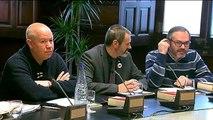 La Mesa del Parlament admite la propuesta de la CUP para reiterar la declaración de independencia