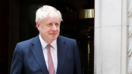 Boris Johnson Declines Answering Why Police Are Investigating Him