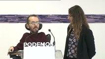 Podemos cierra filas con Ada Colau tras su desplante institucional a Felipe VI