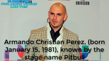 Pitbull Biography,Family,Lovelife and Net Worth