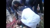 Fallecen 8 personas y otras 40 resultan heridas en la explosión de una bombona de gas en la ciudad boliviana de Oruro