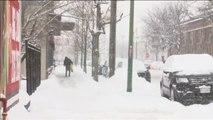 Chicago cierra las puertas de todas sus escuelas hasta que escampe el temporal