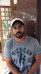 Nivin Pauly says Thank You