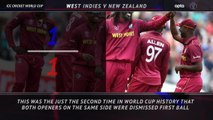 CRICKET: ICC World Cup: 5 things review - New Zealand hold off Brathwaite's Windies charge