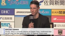 Spanish striker Fernando Torres to take some time to decide his future
