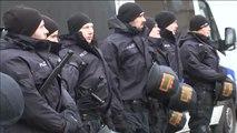 Tensiones en una localidad alemana a favor y en contra de la acogida de refugiados