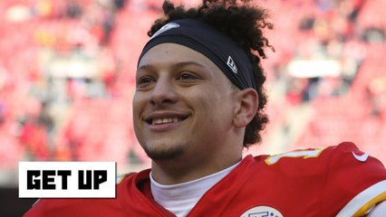 Patrick Mahomes will be even better if he completes more short passes - Dan Orlovsky - Get Up