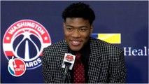 Rui Hachimura embraces comparison to Kawhi Leonard - 2019 NBA Draft